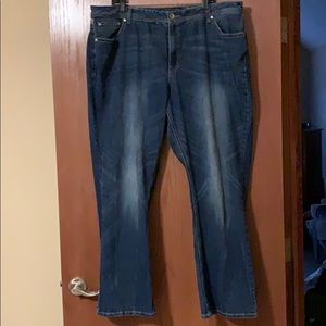 Flare jeans- great condition